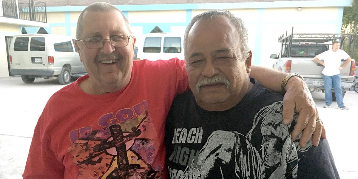 Friends in Reynosa