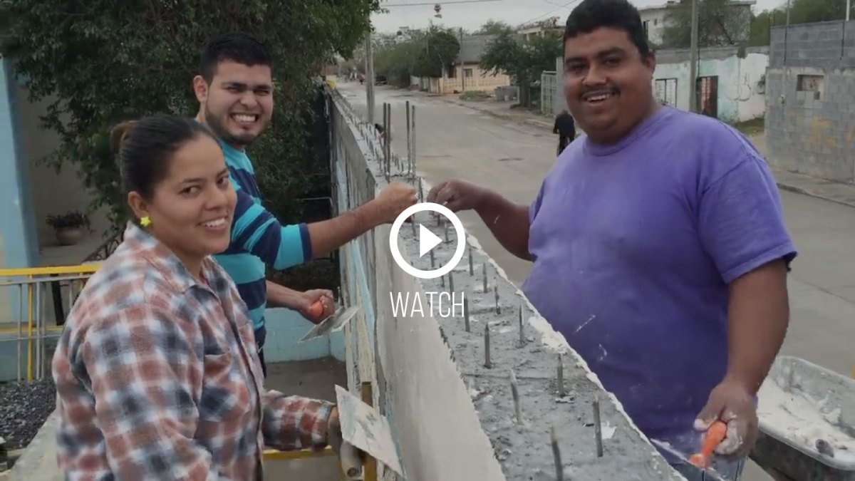 Our summer intern Gracie stopped by for a visit this month and made this beautiful video. Enjoy a glimpse into life in Reynosa! Click here to watch.