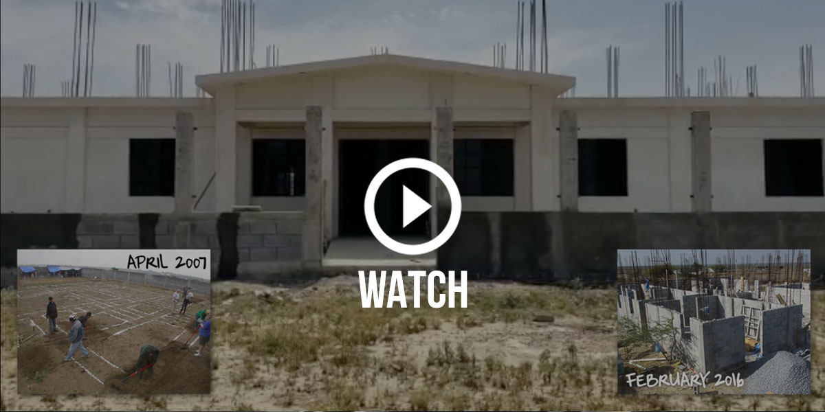 Click to watch the virtual tour of the Miguel Aleman community center
