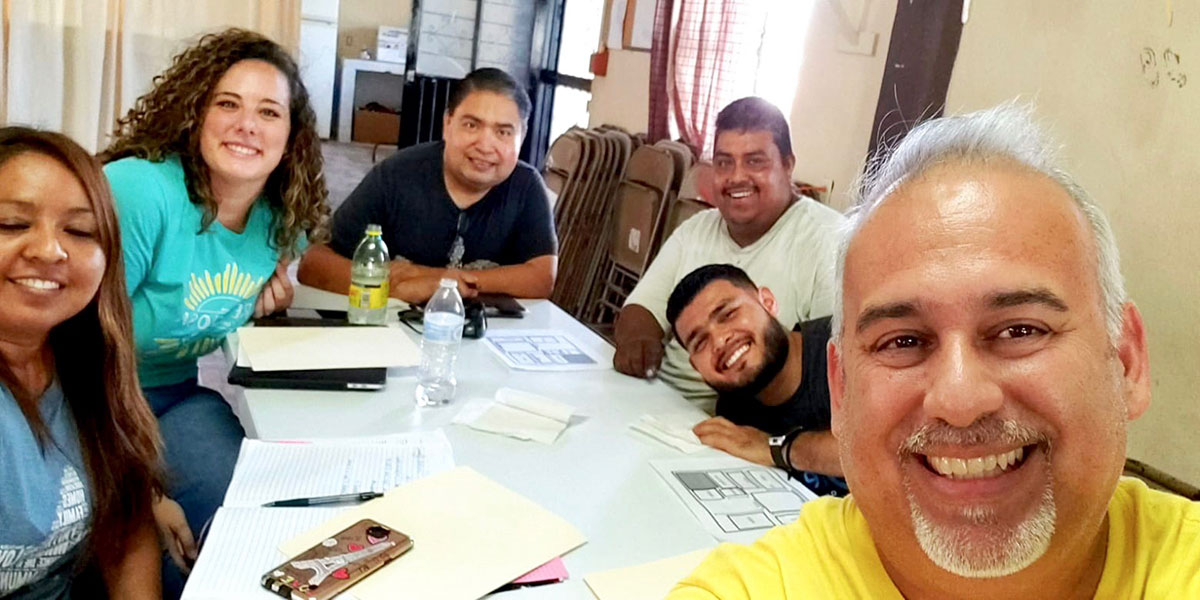 The logistics planning for the 25th anniversary fiesta