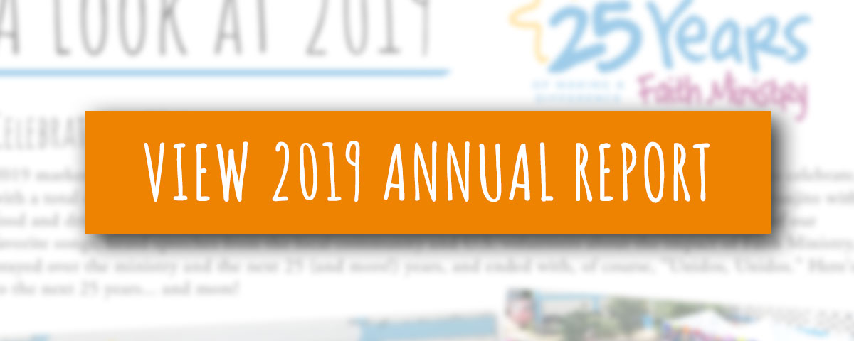 Click to view download or print the 2019 Annual Report