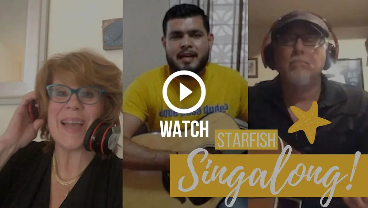 Click to watch our singalong