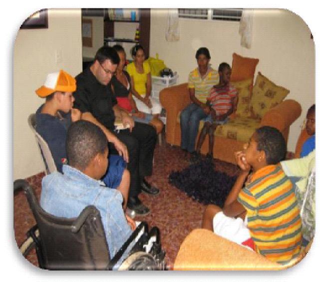 Life at the Palmar Arriba group Home