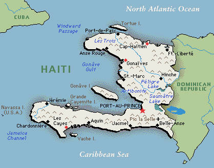 Update on Haiti earthquake from the Dominican