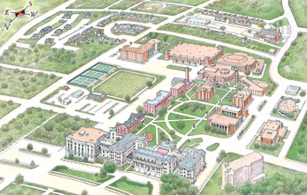 University Franklin Marshall Campus And
