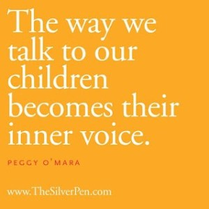 Peggy O'Mara quote