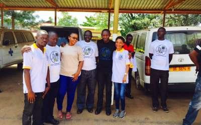 Faith Radio Uganda Mbale Hospital Outreach