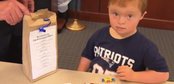 6 yr old give police not expected