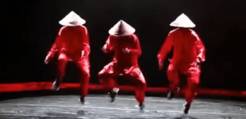 popping hip hop is mesmerizing