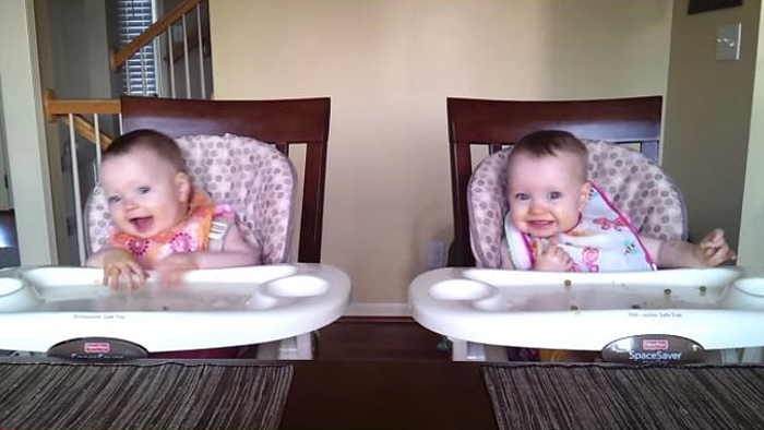 Best Baby Laugh Tearing Paper