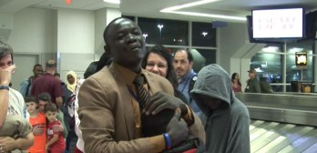 4 yr refugee reunion