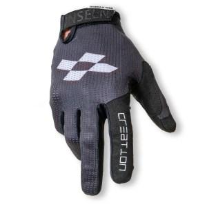 Faith Race Creation BMX Glove Black Front 1