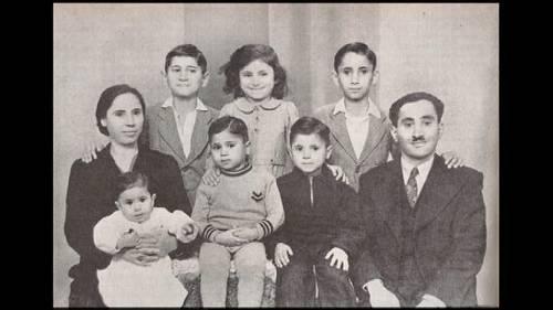 photo de famille de Sirhan