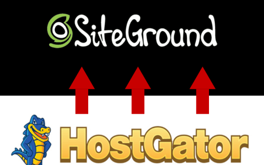 COME TRASFERIRE UN DOMINIO DA UN HOSTING HOSTGATOR A SITEGROUND