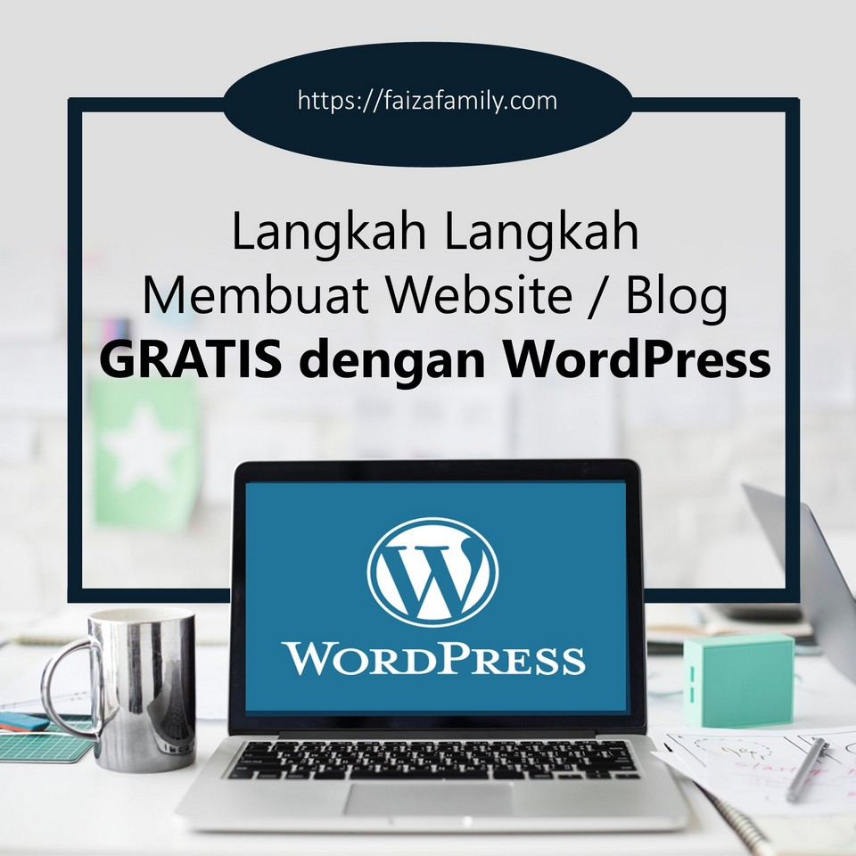 Membuat Website Gratis Dengan Wordpress