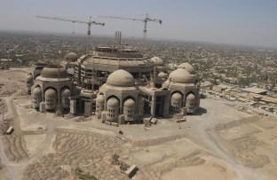 Ar Rahman Mosque in Baghdad - Iraq