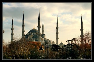 Blue mosque-Istanbul (8)