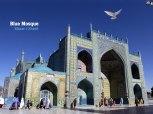 Blue Mosque-Mazar Sarif