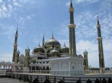 Cyristal Mosque-Malaysia