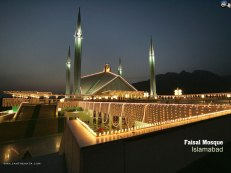 Faisal Mosque-Islamabad (5)