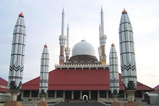 Grand Mosque in Semarang - Indonesia