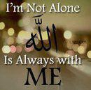 I m not alone