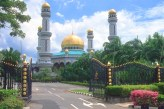 Jamie Asr Mosque- Brunei