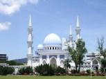 Kuantan Mosque in Malaysia