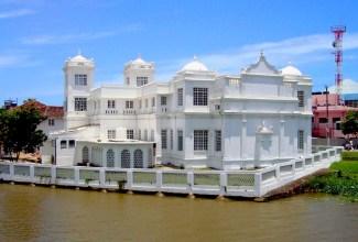 Mosque in Matara - Sri Lanka