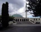 Mosque in Vienna - Austria