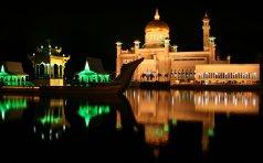 Omar Ali Saifuddin Mosque-Brunei (11)