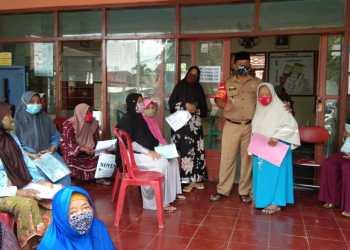 400 KPM di Desa Pabedilan Wetan Ditanggung BLT DD