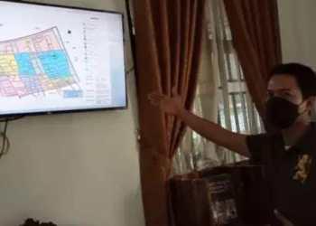 Kelurahan Kesenden Hadirkan Papan Informasi Digital