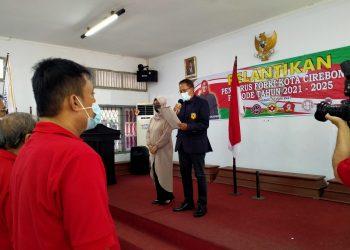 FORKI Kota Cirebon Resmi Lantik Pengurus Baru