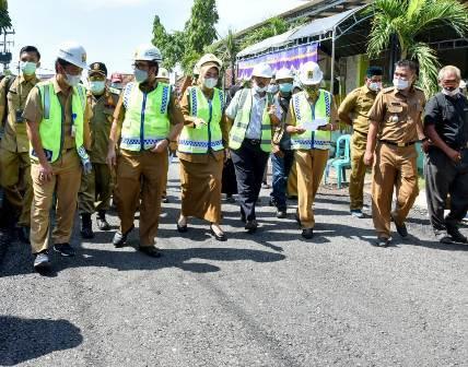 Perbaikan Jalan di Kecamatan Pasaleman Tingkatkan Daya Saing Wilayah Perbatasan