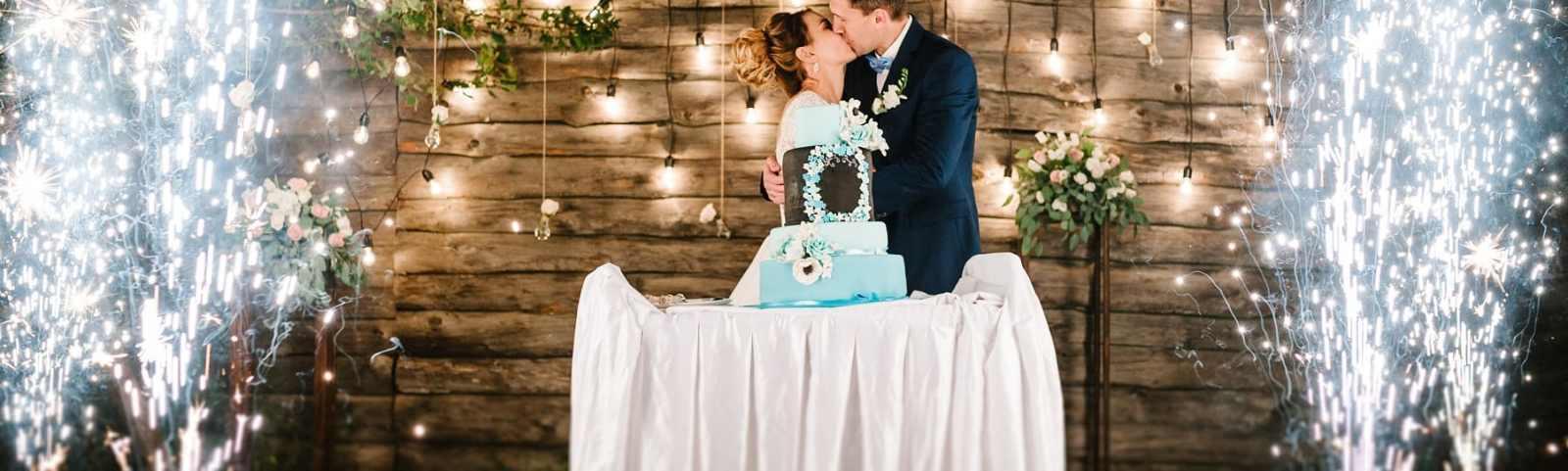 Jakie fajerwerki sprawdzą się podczas sesji ślubnej?