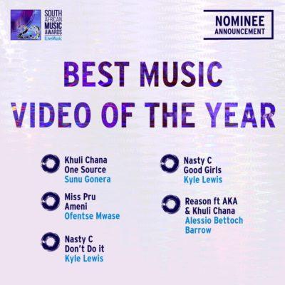 South African Music Awards 2016 - Full Nominee List #SAMA23 10