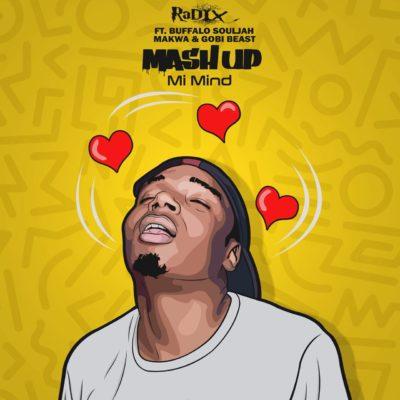 "DJ Radix – ""Mash Up"" (Mi Mind) ft. Makwa, Buffalo Souljah & Gobi Beast"