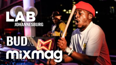 Black Motion – Epic Live Drum Afro House set in The Lab Johannesburg