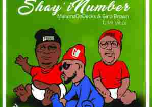 DOWNLOAD MP3: Malumz on Decks & Gino Brown Shay'inumber ft. Mr Vince Mp3 Download