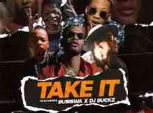 DOWNLOAD mp3: Trigo Limpo Take It feat. DJ Buckz & Busiswa mp3 Download