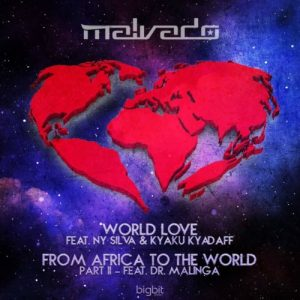 Download mp3: DJ Malvado From Africa To The World Pt 2 ft. Dr. Malinga fakaza 2018 2019 com music gqom amapiano afrohouse mp3 download