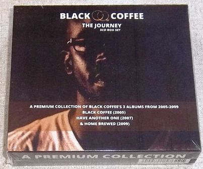 Black Coffee - The Journey Fakaza