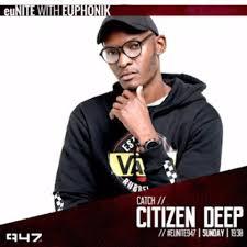 Citizen Deep – euNITE Mix Mp3 Download