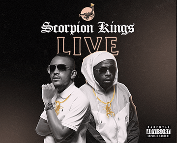 ALBUM: Dj Maphorisa & Kabza De Small – Scorpion Kings Live at Sun Arena 11 April