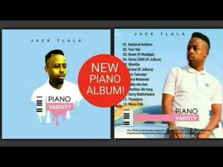 ALBUM: Jack Tlala Piano Varsity