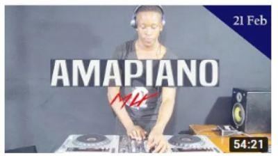 Download Mp3 Romeo Makota - Amapiano Mix 21 February 2020