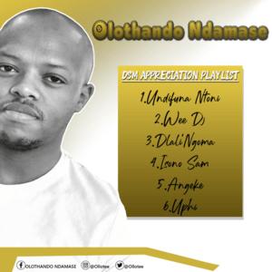 Olothando Ndamase – DSM Appreciation Playlist Mp3 Download