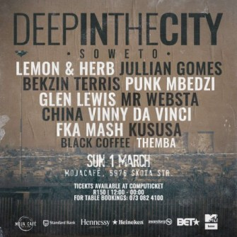 Download Mp3 Kususa – Live At (Deep In The City Soweto)