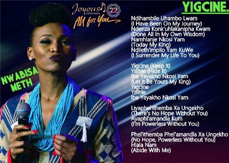 Joyous Celebration – Yigcine Download Mp3 Fakaza